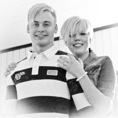 Henrik & Caroline