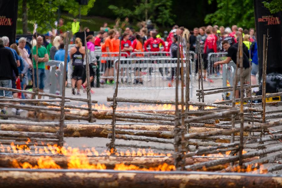 Borås Action Run 2014! (1/6)