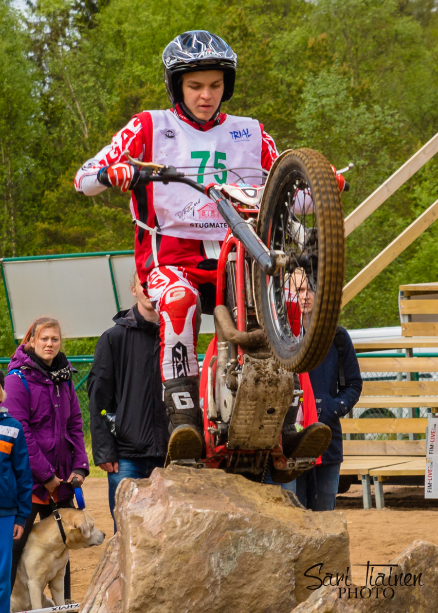 Leevi Lindqvist 75, FIN