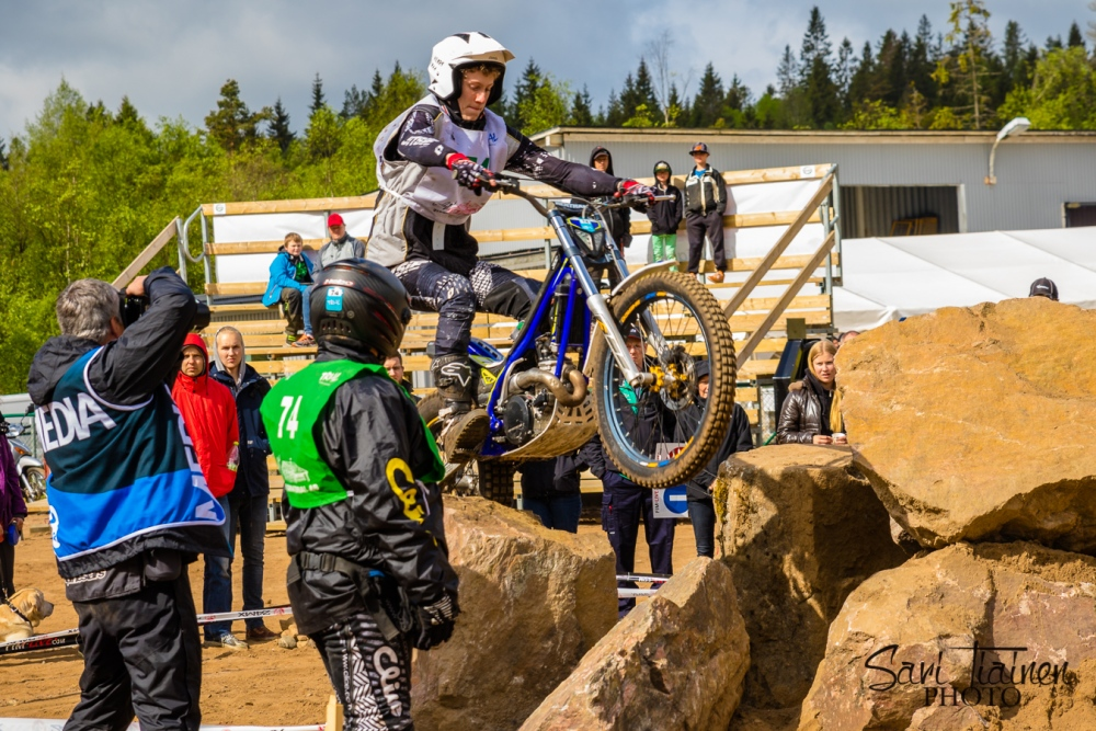 FIM Trial Wold Championship, 125cc CUP (6/6)