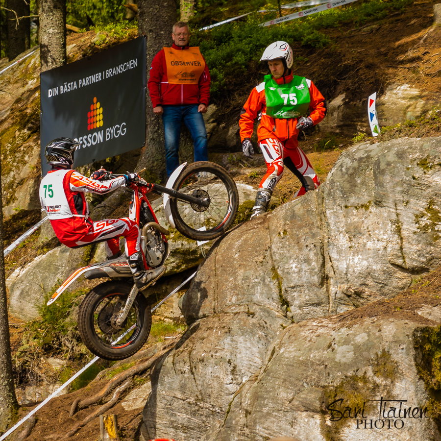 FIM Trial Wold Championship, 125cc CUP (5/6)