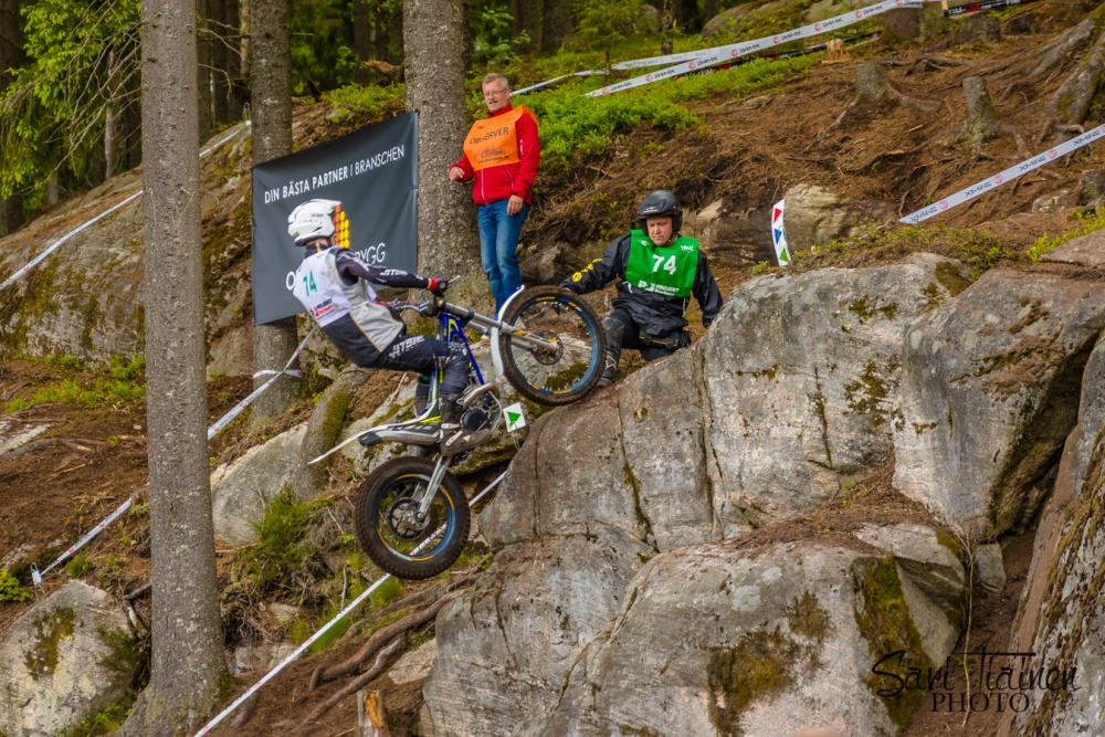 FIM Trial Wold Championship, 125cc CUP (4/6)