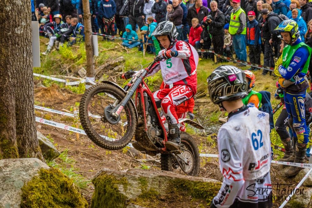 FIM Trial Wold Championship, 125cc CUP (3/6)