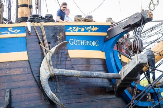 Ostindiefararen Götheborg