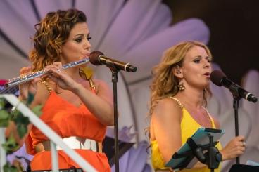 Ninni Bautista & Anna Werner