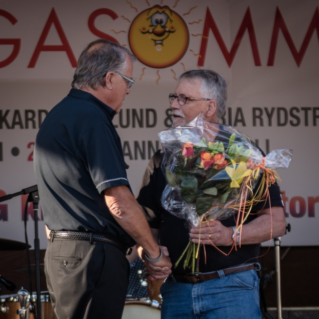 Lasse Berghagen & Ernst Gustafsson